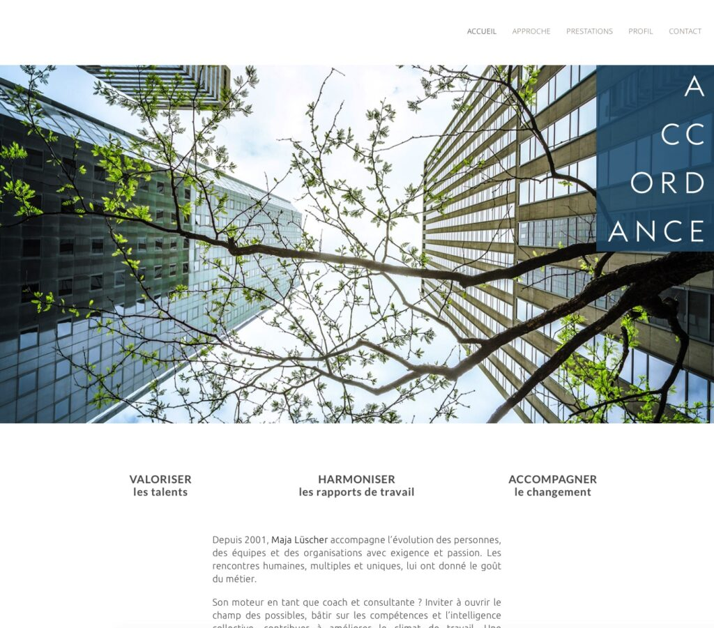 accordance.swiss | webdesign | collaboration: Stéphanie Siggen
